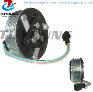 SD6V12-1454 Auto ac compressor clutch for SEAT Arosa VW Polo Lupo Bearing size 35x55x20mm 6N0820803B