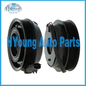 Denso 10S17C 120mm 12V 6PK ac compressor clutch for Chrysler Mercedes Benz bearing size 30x52x22mm