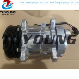 Sanden SD5H11 507 auto ac compressor R134a 6pk 12v