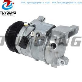 10SR15H auto ac compressor Cadillac CTS 3.0L 3.6L 25865635 157312 158312 1521685 TEM255680 25865635