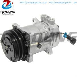 SD7H15 auto ac compressor Kenworth Peterbilt universal vehcile F691000 F696001321 F696002231 97551