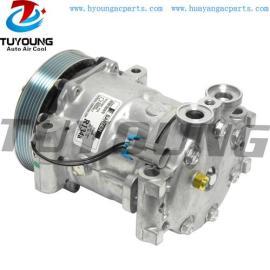 SD7H15 Sanden 4406 auto ac compressor Chevrolet Astro Isuzu Hombre 15112552 6511340 CO 4440 509650