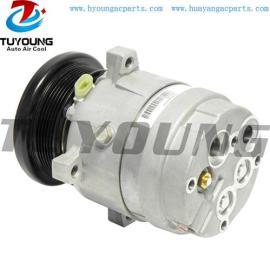 V5 auto ac compressor fit Chevrolet S-10 Lumina Buick Regal ISUZU 1520074 152007 1520739 152778