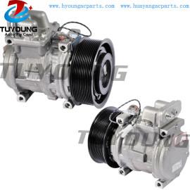 10PA15C auto ac compressor fit Mercedes Benz Actros 130mm PV11 24V