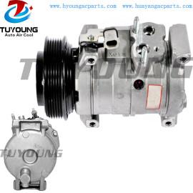 10S17C auto ac compressor fit Chrysler Voyager 2.5 2.8 CRD 5005421AB 5005421AC