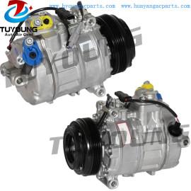 7SBU17C auto ac compressor fit BMW 3 Serie 5 Serie 64529180547 64526946871 447160-1620 447190-7880