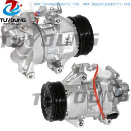 5SER09C auto ac compressors fit Toyota Belta Yaris 1.0i Vitz Echo 1.3i 2005- 883100D202
