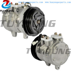 10P08E Auto ac compressor fit Kubota L3600 L4200 M6060 M7060 1994- T007087290 T0070-87290