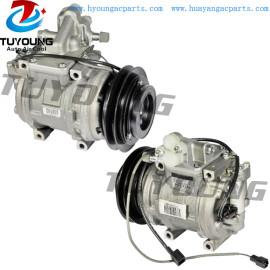 10PA15VC auto AC Compressor fit Mitsubishi Pajero 1993- MB918534 1pk 130mm 12v