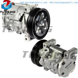 10S11C auto ac compressor fit Toyota 115mm PV5 12V R134a