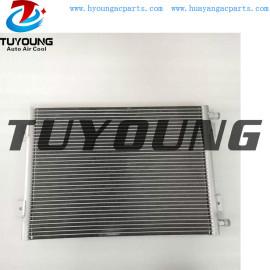 Auto AC Condenser Assy 11EM-90050 11LM-90200 11Q6-90071 For Hyundai R800LC-7A R370LC-7 R360LC-7