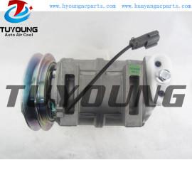 DKS15CH Auto AC Compressor FOR Hitachi Kenki & Komatsu Excavators 506011-6800 5060116800 5060117441