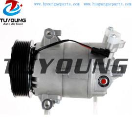 CVC/DCS17IC/CSV617 ac compressor for Nissan Qashqai X-Trail Renault Megane 7711368525 8200356576