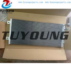 Auto AC Condenser for Komastu Caterpillar New Holland etc excavator Size 790*310 mm