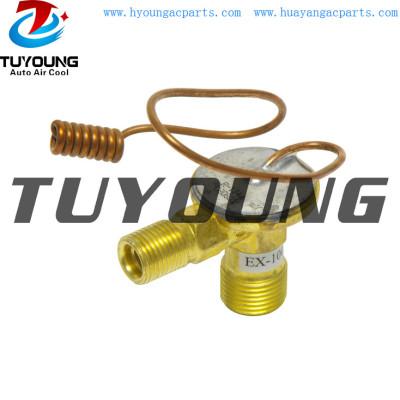 Auto a/c expansion valve for Hyundai Excel Mitsubishi MPV Suzuki Swift Toyota Camry 4318381 MB657006