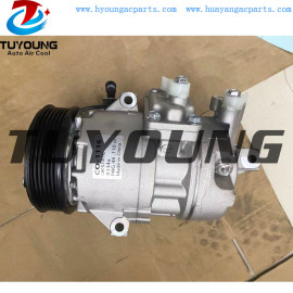 CSV614 ac compressor for Suzuki Grand Vitara 2009-2013/ Kizashi Base 2010-2013 2.4L 14-0456 CO 1474