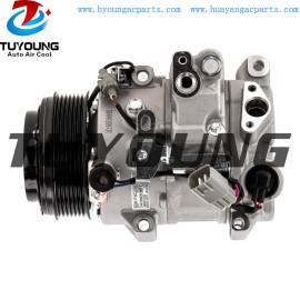 7SBH17C Auto ac compressor for Toyota Highlander Kluger 3.5L 88320-48150 88320-48160 8831048190