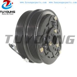 DKS15D FORD Focus VOLVO C30 C70 S40 V50 Auto ac compressor clutch 5PV+5PV 36001118 3M5H-19D629-MF