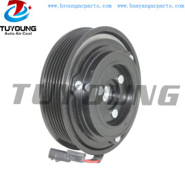 DKS-17D RENAULT Auto ac compressor clutch 6PK 129/125 mm