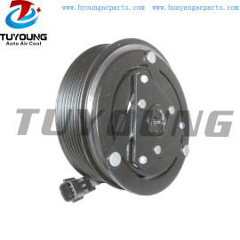 DCS17 VCS14 AC Compressor Clutch for Nissan X-Trail Primastar Opel Renault Clio 8200454172 Z0008804A