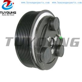 TM08HD TM13HD TM15HD Auto ac compressor clutch 7PK 119MM 12V