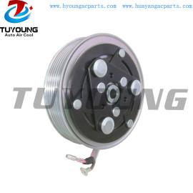 TRSE09 TRSA09 Auto ac compressor clutch for Honda CRV 6PK 113/109 mm 12V