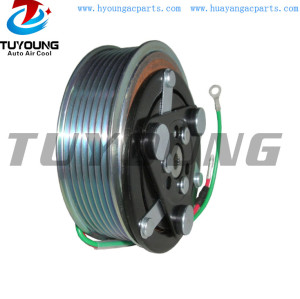 SANDEN TRSE09 Auto ac compressor clutch for Honda 7PK 120 MM 12V Bearing size 35x55x20mm