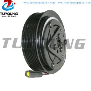 SD7H15 8112 Auto ac compressor clutch for Volvo Truck FM12 FM9 FH16 FM 300 8PK 132MM 24V 20538307