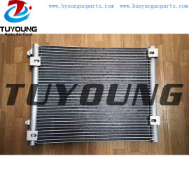 Auto ac condenser fit Kubota tractor 3A851-50040 3C58150040 2433663 core size 355*400*18 mm