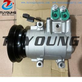 Hyundai Starex H200 H1 auto ac compressors HS15 F500-QBVEB-03 QBVEB-03 977014A450 F500-QBVEB-01  F500-QBVEB-02