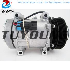 SD7H15 4106 auto ac compressors Kenworth Peterbilt