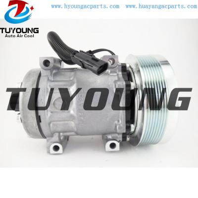 SD 7H15 8810 auto ac compressors Harvester Iveco New Holland 5801558535