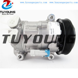 CVC auto ac compressors Fiat Palio 1.6L 1.8L Fiat Uno 1.4L 51786321