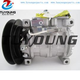 10S13C Auto ac Compressor fit Komatsu Hitachi air conditioner compressor 4721999 FXB00001040 3347060210