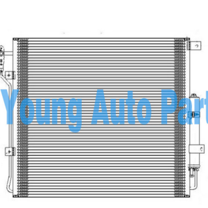 LR021824 LR015555 car condenser 5.0L OHC V8 Petrol with drye for Discovery 4 2010- Range Rover Sport 2010-2013 wholesaler supply