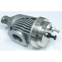A customizable high temperature turbine safety valve