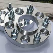 Customizable high strength hub flange widening gasket