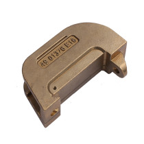 Customizable high pressure and high strength bronze casting machine parts