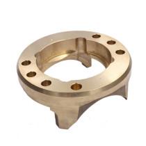 Customizable high strength brass electrode