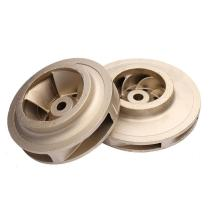 Customizable high pressure and high strength bronze casting parts