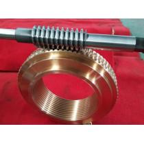 Customizable high precision casting copper turbine
