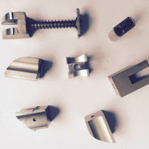 Special-shaped powder metallurgy metal mechanical fittings