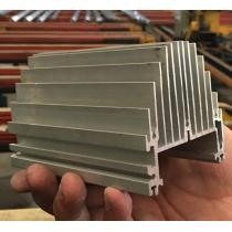 Customizable high efficiency aluminum alloy LED lamp radiator