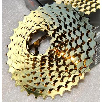 High strength and customizable (8-12 speed) bicycle flywheel