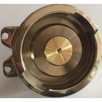 Precise and customizable copper and copper alloy forgings