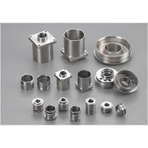 Customizable high precision mechanical parts of titanium alloy