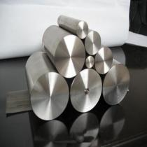 Titanium alloy material with more than 99% purity