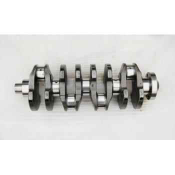Custom forging high strength engine crankshaft