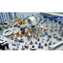 Customizing various types of metal fasteners (industrial grade)