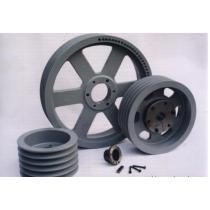 Customizing high strength industrial grade metal pulley